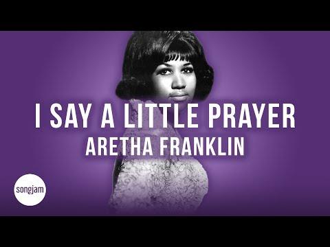 Aretha Franklin - I Say A Little Prayer (Official Karaoke Version) | SongJam