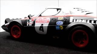 HEADLINER Lancia Stratos HF (#4) 1978 Sanremo