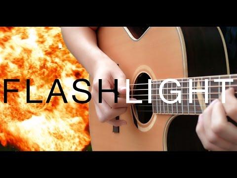 Flashlight - by Eddie van der Meer