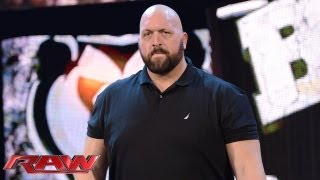 Big Show returns to Raw: Raw, August 12, 2013