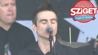 Anti-Flag Live - Hymn For The Dead @ Sziget 2014