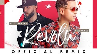 Revolú (Remix) - J Alvarez (Video)
