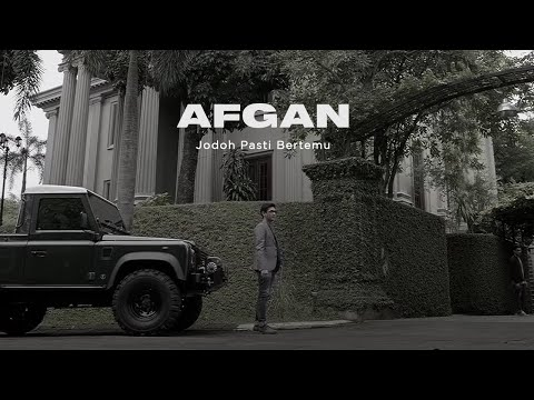 Afgan - Jodoh Pasti Bertemu | Official Video Clip - Trinity Optima Production