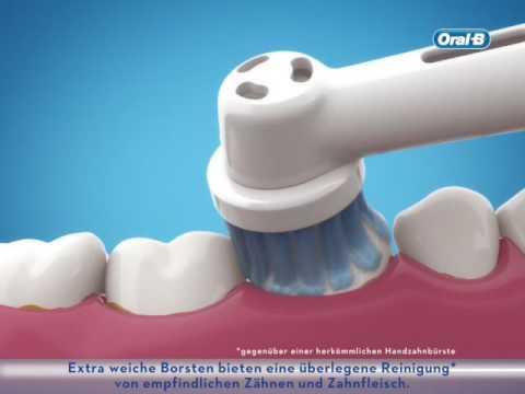 Oral-B Sensitive Aufsteckbürsten