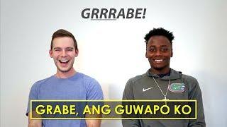 AMERICANS SPEAKING FILIPINO (TAGALOG) | LuisYoutube