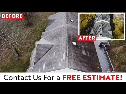 Full Roof & Gutter Replacement In...