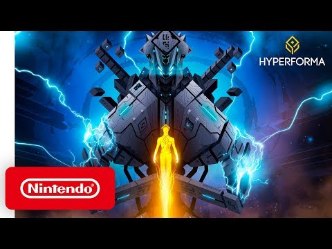 Hyperforma - Launch Trailer - Nintendo Switch thumbnail
