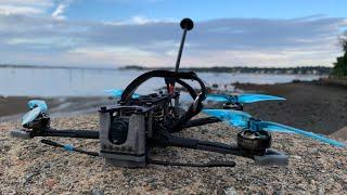 Did I crash my Flywoo Explorer LR FPV drone into the ocean?!