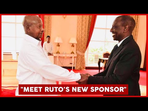 MUSEVENI Dollars Funding RUTO?
