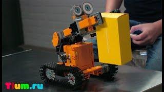 Большой обзор робота Jimu TankBot