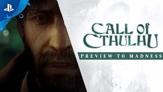 Call of Cthulhu - Preview to Madness   PS4