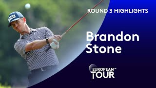 Brandon Stone Fires Third Round 67   English Championship