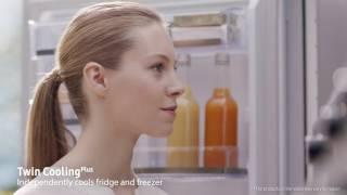 Introducing Samsung Built-in appliances- refrigerators