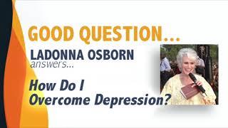 How Do I Overcome Depression?
