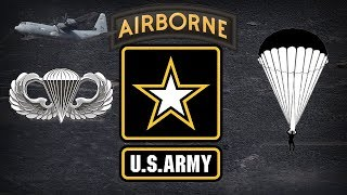 US Army Airborne school