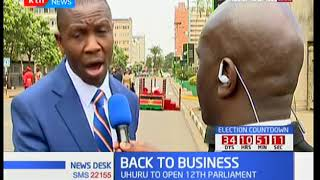 Kenyans give their expectations from the sitting, Back to business