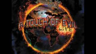 "Judas Priest ""Worth Fighting For"" A Touch Of Evil Live (Japanese Edition)"