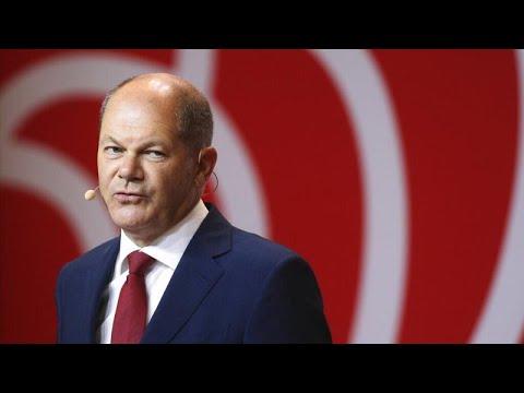 Der soll Kanzler werden – SPD nominiert Scholz