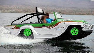 10 EXTREME Water Vehicles That Really Exist ✅