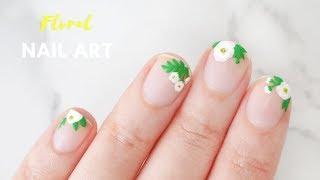 Floral Nail Art   Spring Nails