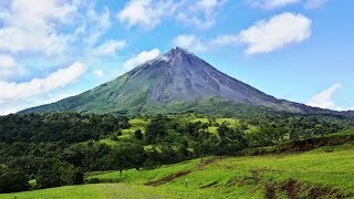 Arenal Volcano Video