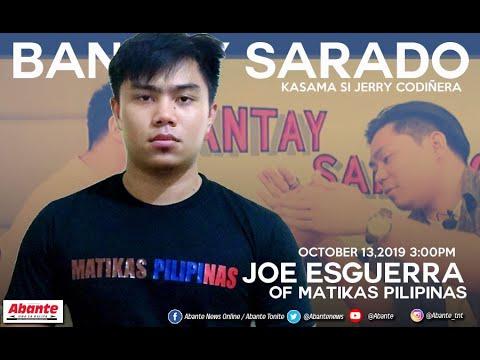 Wala sa laki ang tikas!  Arm wrestling tampok sa Bantay Sarado