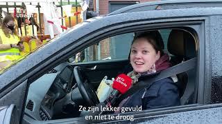 Oliebollen drive-thru helpt Veenendaalse muziekvereniging aan inkomen [RTV Utrecht]