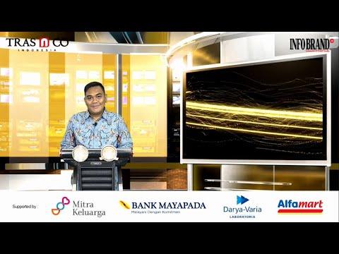 Sambutan Editor in Chief INFOBRAND, Award Ceremony Top Corporate & Top Corporate Finance Award 2021