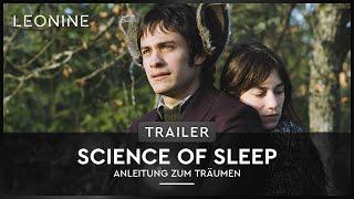 The Science of Sleep - Anleitung zum Träumen Film Trailer
