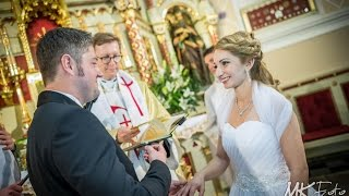 Podsumowanie wesela Moniki i Łukasza Kozy/k Bielska-Białej