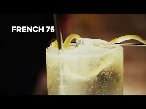 Video How to Drink: French 75