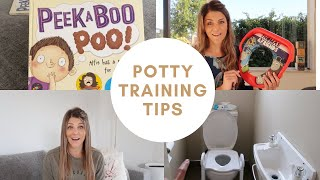 POTTY TRAINING: TIPS THAT WORKED FOR US