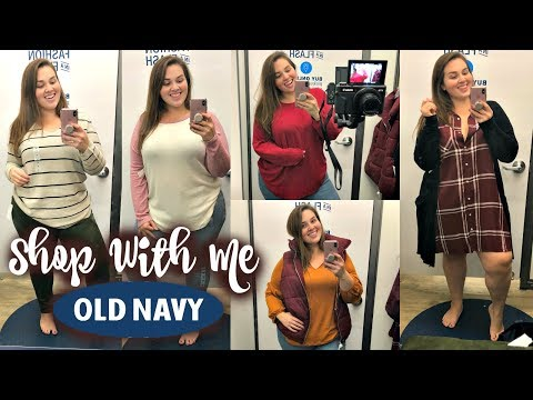Shop With Me at OLD NAVY