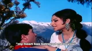Kora Kagaz Tha Yeh Man Mera (Eng Sub) [Full Video Song