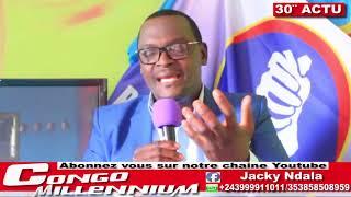30′ ACTU AVEC JACKY NDALA: TOBENGANA KABILA NA MANDOKi?CONSTITUTION;K ABILA DEVANT DES DEPUTES DE MP
