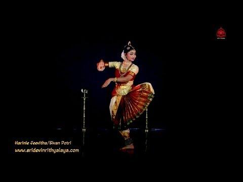 Excerpts from Sitrilakkiya Nattiyam -Thematic presentation  part 1 - Sridevi Nrithyalaya