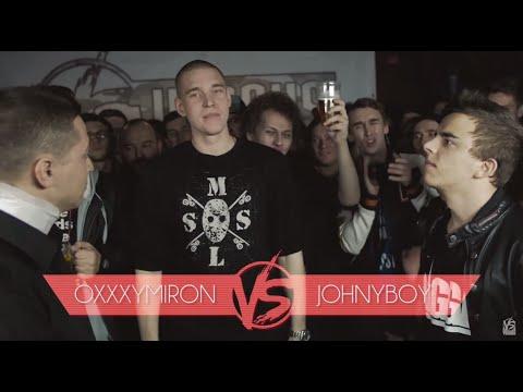 VERSUS #1 (сезон III): Oxxxymiron VS Johnyboy