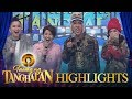 foto Tawag ng Tanghalan: Vice gets pissed off because of Vhong and Jhong's sudden leave
