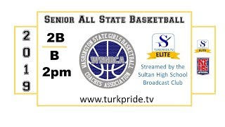 2019 B vs 2B Senior All State Girls Basketball
