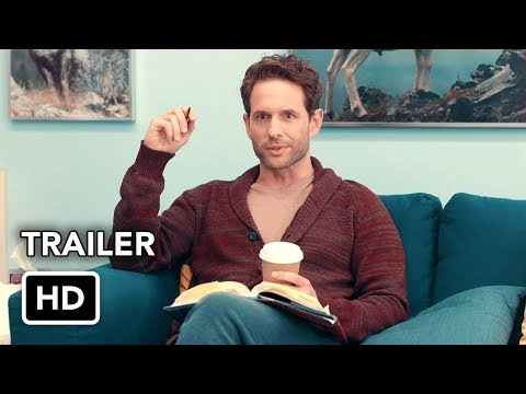 Video trailer för A.P. Bio (NBC) Trailer HD - Glenn Howerton, Patton Oswalt comedy series