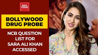 Sara Ali Khan To Appear Before NCB; India Today Access NCB Questions To Her - Download this Video in MP3, M4A, WEBM, MP4, 3GP