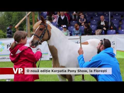 O nouă ediție Karpatia Pony Show, la Florești