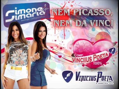 Música Nem Picasso Nem Da Vinci