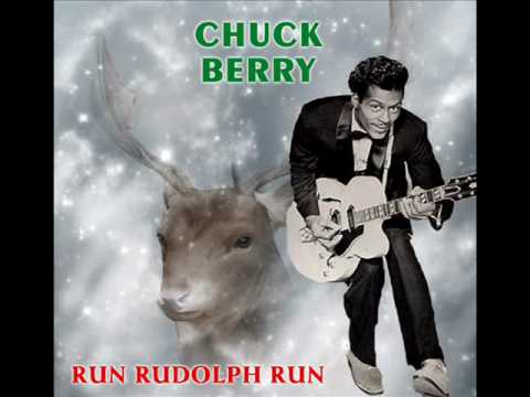 Chuck Berry - Run Rudolph Run - Christmas Radio