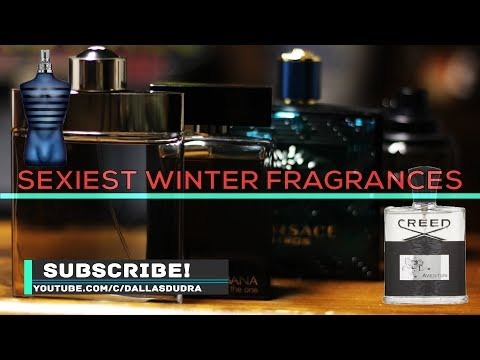Top 10 Best Sexiest Winter Fragrances For Men 2017