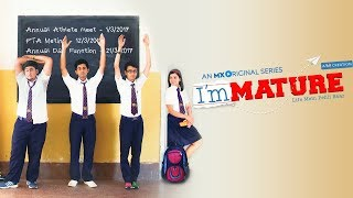 Immature | Official Trailer | MX Original Series | A TVF Creation | MX Player