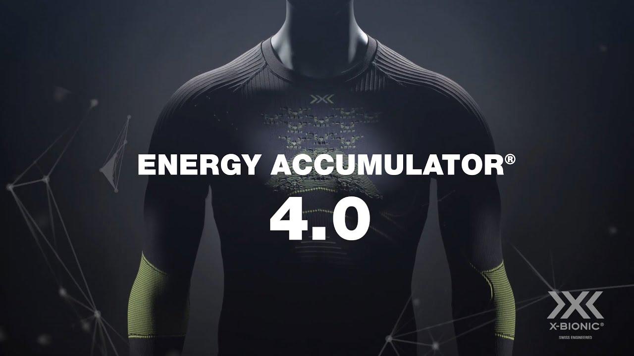 Термобелье X-BIONIC® Energy Accumulator® 4.0