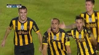 Apertura - Fecha 9 - Plaza Colonia 0:1 Peñarol