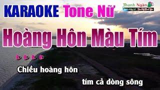 hoang-hon-mau-tim-karaoke-9587-tone-nu-nhac-song-thanh-ngan