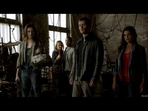 The Originals Season 2 Episode 5 - Klaus Nearly Burned